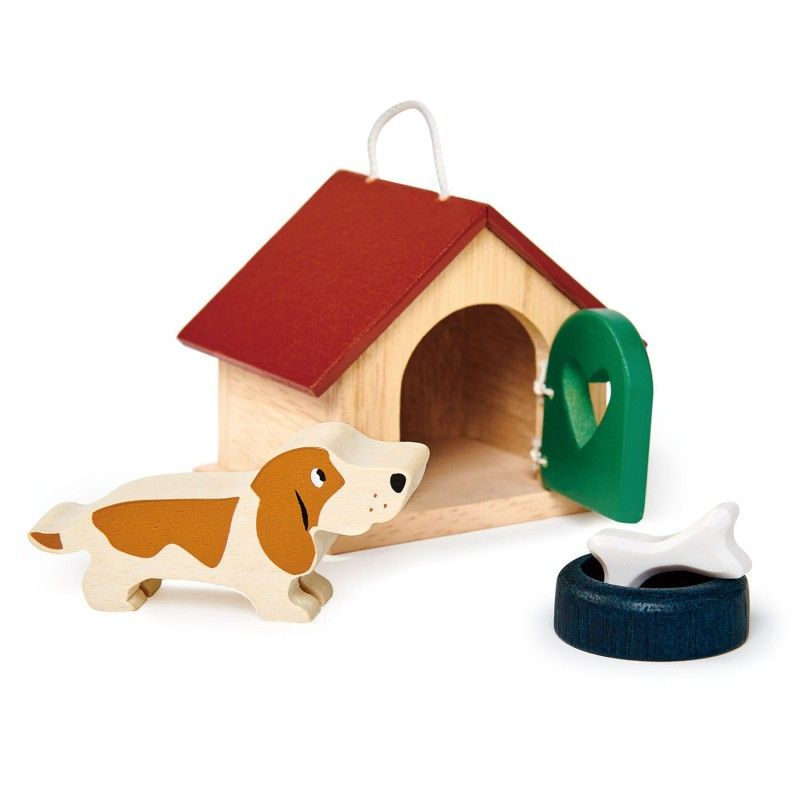 Huisdierenset hond, Tender Leaf Toys