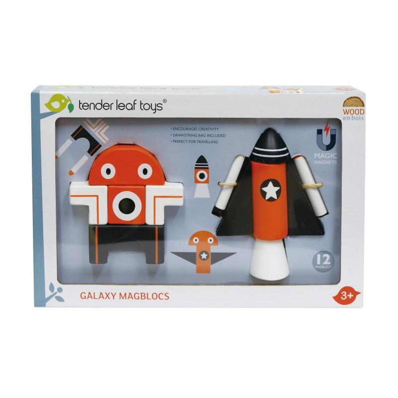Galaxy Magblocs, Tender Leaf Toys