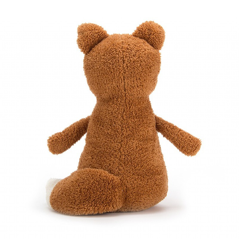 Knuffelvos, Jellycat Toothy L