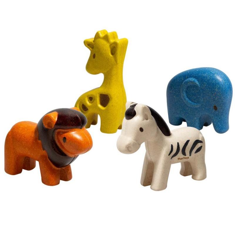 Leeuw, Plan Toys