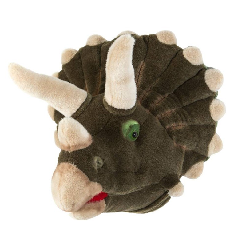 Dierenkop dinosaurus Adam, Wild & Soft