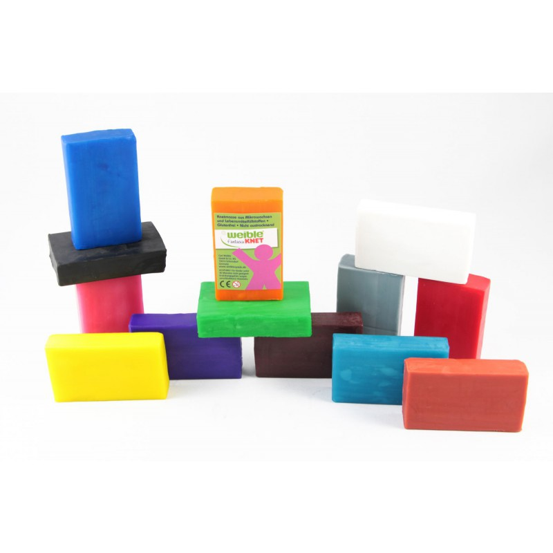 Fantasieklei blok 100 gram, Weible