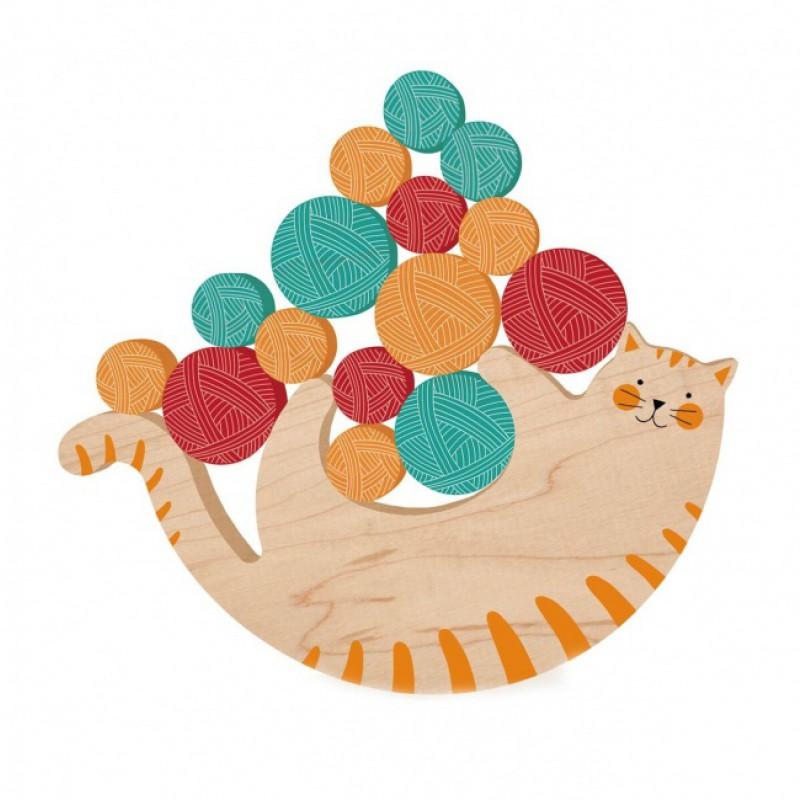 Meow! balansspel, Londji