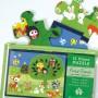 Pouch puzzel Forest Friends-12 stukken, Mudpuppy