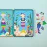 Zeemeerkat magnetische verkleedpoppen, Mudpuppy