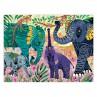Aziatische olifanten puzzel 300 st, Mudpuppy