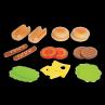 Hamburgers & Hotdogs, Hape